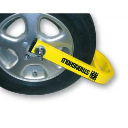 SH5436 Stronghold Wheel Clamp for Caravan Alloy Wheels